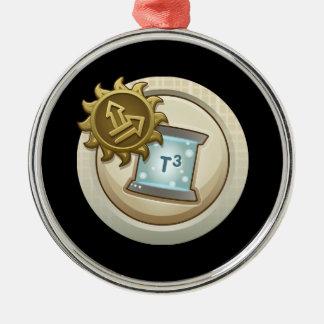 Glitch: achievement emblem skill unlock lem one metal ornament