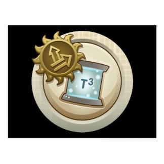 Glitch: achievement emblem skill unlock lem one post cards