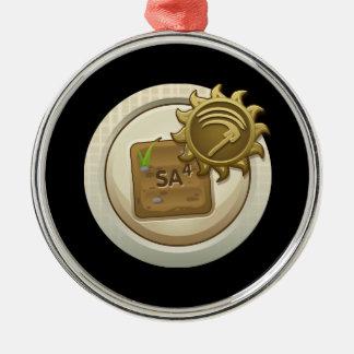Glitch: achievement emblem skill unlock mab one metal ornament