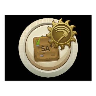 Glitch: achievement emblem skill unlock mab one postcards