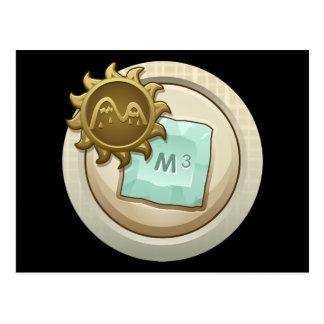 Glitch: achievement emblem skill unlock zille one post card
