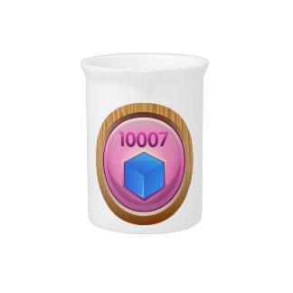 Glitch: achievement exceptionally fine bluerefiner beverage pitcher