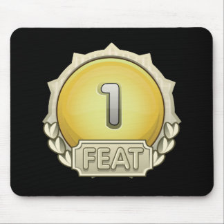 Glitch: achievement feat first mouse pad
