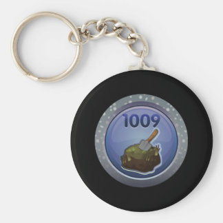 Glitch: achievement feat of peat excellence keychain