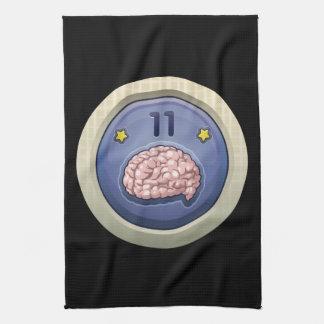 Glitch: achievement first eleven skills kitchen towel