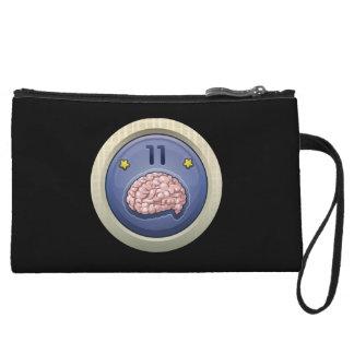 Glitch: achievement first eleven skills wristlet wallet