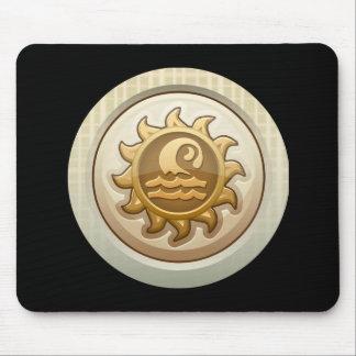 Glitch: achievement first grendaline emblem mouse pad