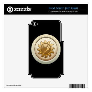 Glitch: achievement first mab emblem iPod touch 4G skin