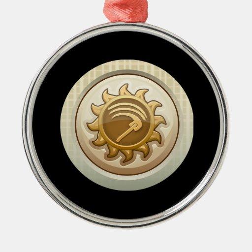 Glitch: achievement first mab emblem christmas ornaments