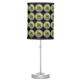 Glitch: achievement fox tourist desk lamp