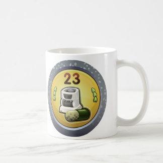 Glitch: achievement gas guzzler coffee mug