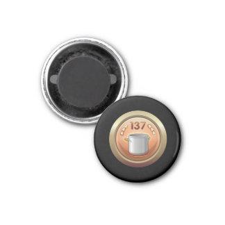 Glitch: achievement golden ladle award magnet