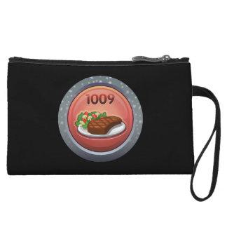 Glitch: achievement gourmand supreme wristlet wallet