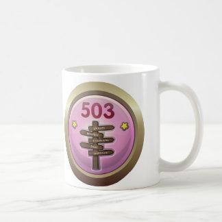 Glitch: achievement gregarious gunther classic white coffee mug