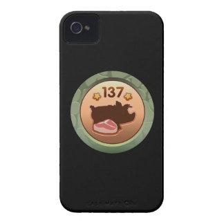 Glitch: achievement ham hocker iPhone 4 case