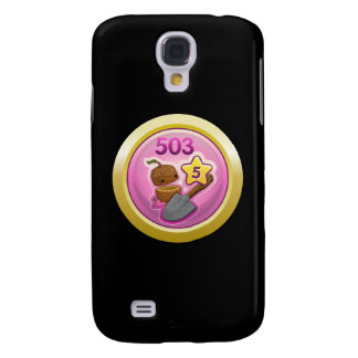 Glitch: achievement head honcho samsung s4 case