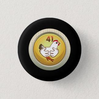 Glitch: achievement hen hugger deluxe button