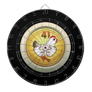 Glitch: achievement hen hugger deluxe dart board