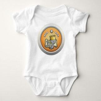Glitch: achievement highest hi-skippers baby bodysuit