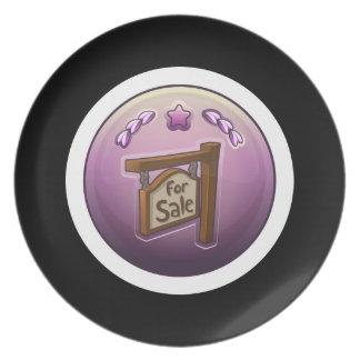 Glitch: achievement homesteader dinner plate