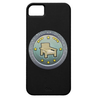 Glitch: achievement honourable chairperson iPhone SE/5/5s case