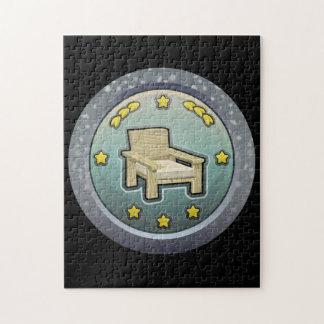 Glitch: achievement honourable chairperson jigsaw puzzle