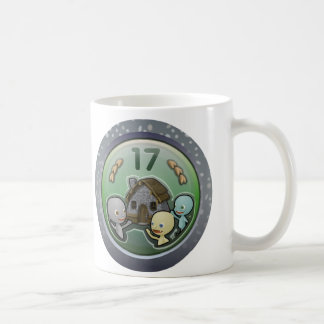 Glitch: achievement house party mug