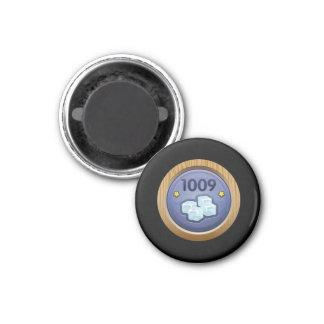 Glitch: achievement ice cruncher magnet