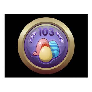 Glitch: achievement incubator par eggcellence postcard