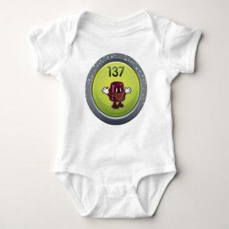 Glitch: achievement jammy dodger baby bodysuit