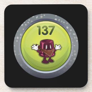 Glitch: achievement jammy dodger drink coaster