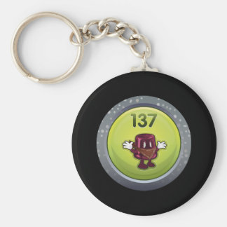 Glitch: achievement jammy dodger keychain