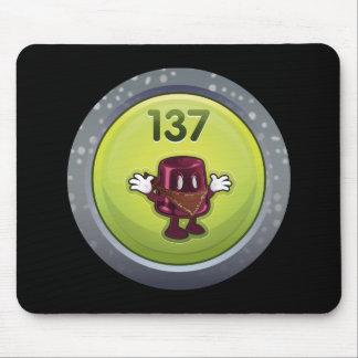 Glitch: achievement jammy dodger mouse pad