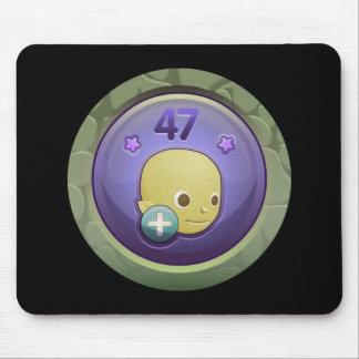 Glitch: achievement jolly good chap mouse pad