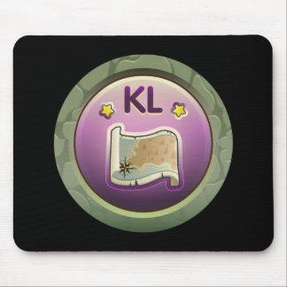 Glitch: achievement kalavana completist mouse pad