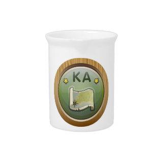 Glitch: achievement karnata completist drink pitcher