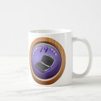 Glitch: achievement killer griller coffee mug