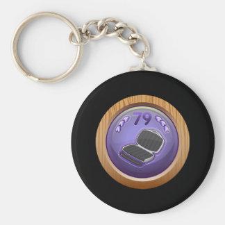 Glitch: achievement killer griller keychain