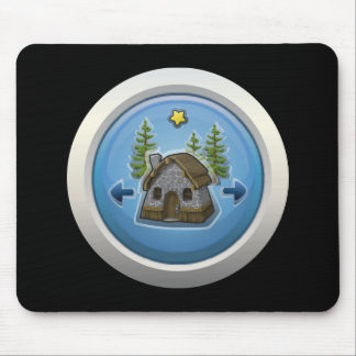 Glitch: achievement landgrabber mouse pad