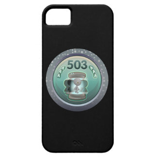 Glitch: achievement licenced teleporter whoa class iPhone SE/5/5s case