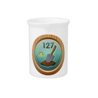 Glitch: achievement loamist drink pitcher
