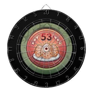 Glitch: achievement local yolkel dartboard with darts