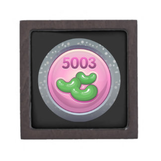 Glitch: achievement master bean counter gift box