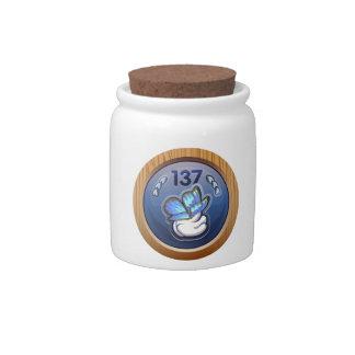 Glitch:achievement master lepidopteral manipulator candy jars