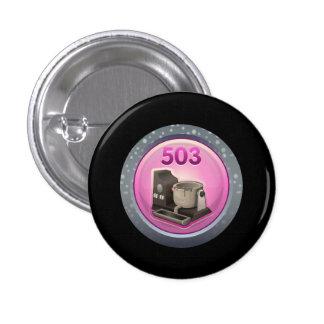 Glitch: achievement metalhead buttons