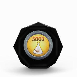 Glitch Achievement obsessive gas fancier Acrylic Award