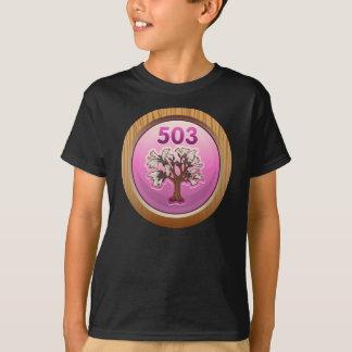 Glitch Achievement pad pincher T-Shirt