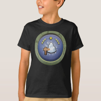 Glitch Achievement philanthropic member of the soc T-Shirt