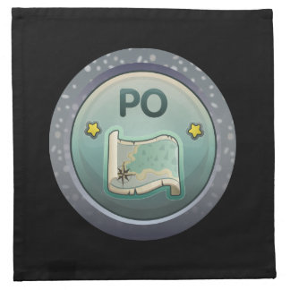 Glitch Achievement pollokoo completist Napkin