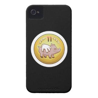 Glitch Achievement pork fondler iPhone 4 Case
